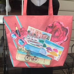 Lancôme Beach or Tote Bag